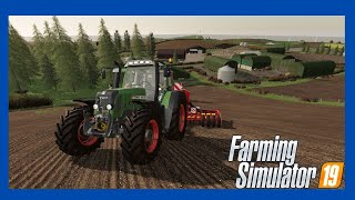 🔴LIVE: OAK HILLS EARLY PREVIEW! Our First Year! | Farming Simulator 19 Episode 1
