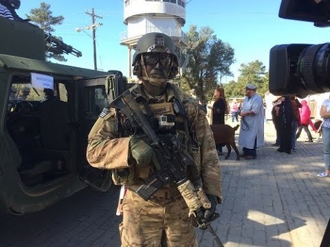 BOX TOUR AT FT POLK October 2016