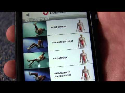 Sixpack Training App Review