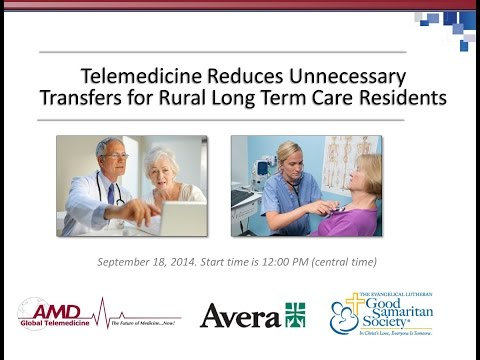 Telemedicine Reduces Unnecessary Transfers for Rural Long Term Care Residents