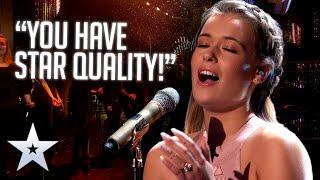 Is Ella Shaw the next BIG STAR? | Live Shows | BGT Series 9