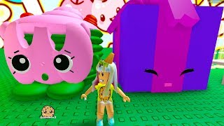 Amazing Giant Shopkins Found ! Let's Play Roblox Video Games Online