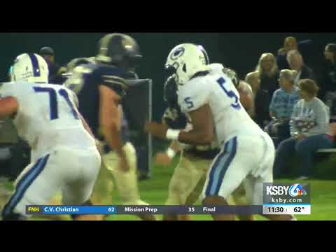 Friday Night Highlights Week 6: Central Valley Christian vs Mission Prep