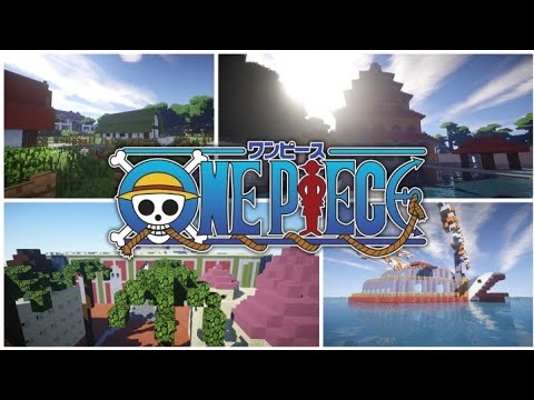 😎❤Review Map One Piece By Bo TV – Minecraft Pe One piece🤟🤟