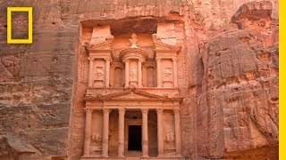 Stunning Stone Monuments of Petra | National Geographic