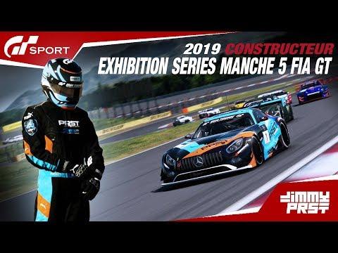 GRAN TURISMO SPORT : ES1 MANCHE 5 - CONSTRUCTEUR FIA GT I La remontada !! thumbnail