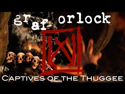 Graf Orlock - Captives of the Thuggee (WOUNDVAC cover)