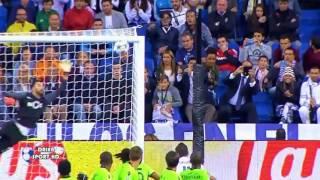 اهداف مباراة ريال مدريد وسبورتينغ لشبونة 2 1 real madrid vs sporting lespon