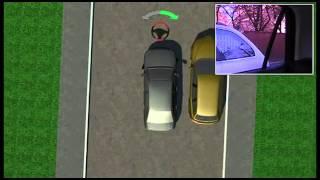 Параллельная парковка в 3D