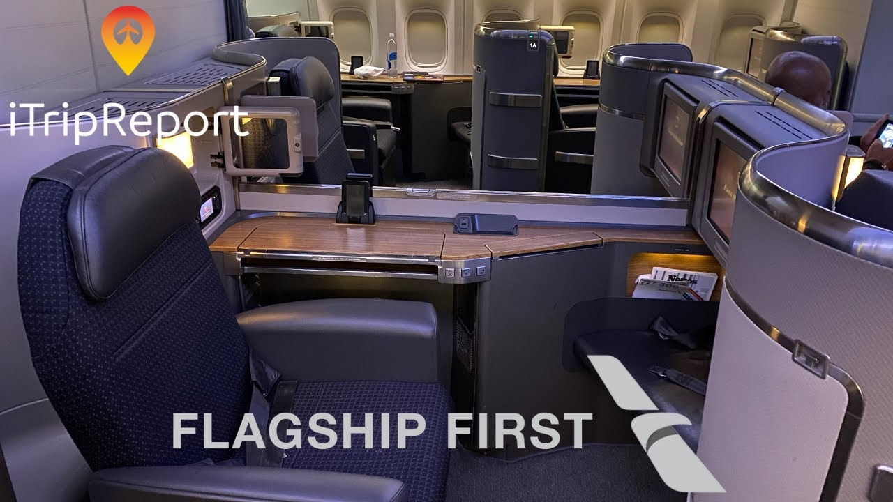 American Flagship First Class 777-300ER Trip Report