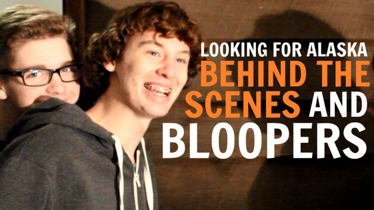 Looking For Alaksa: Behind The Scenes & Bloopers