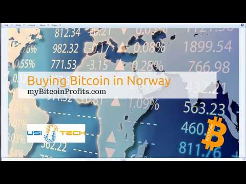 Buy Bitcoin in Norway