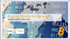 Buy Bitcoin in Norway