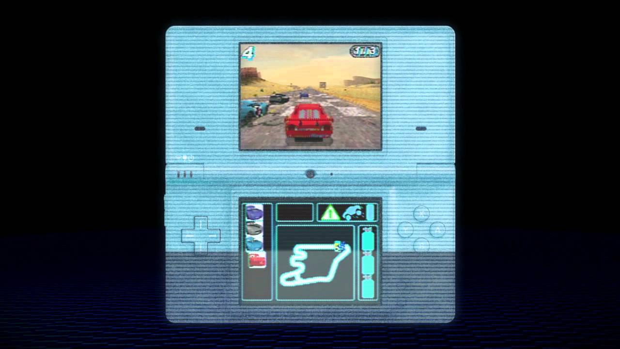 Cars  Nintendo Ds Youtube