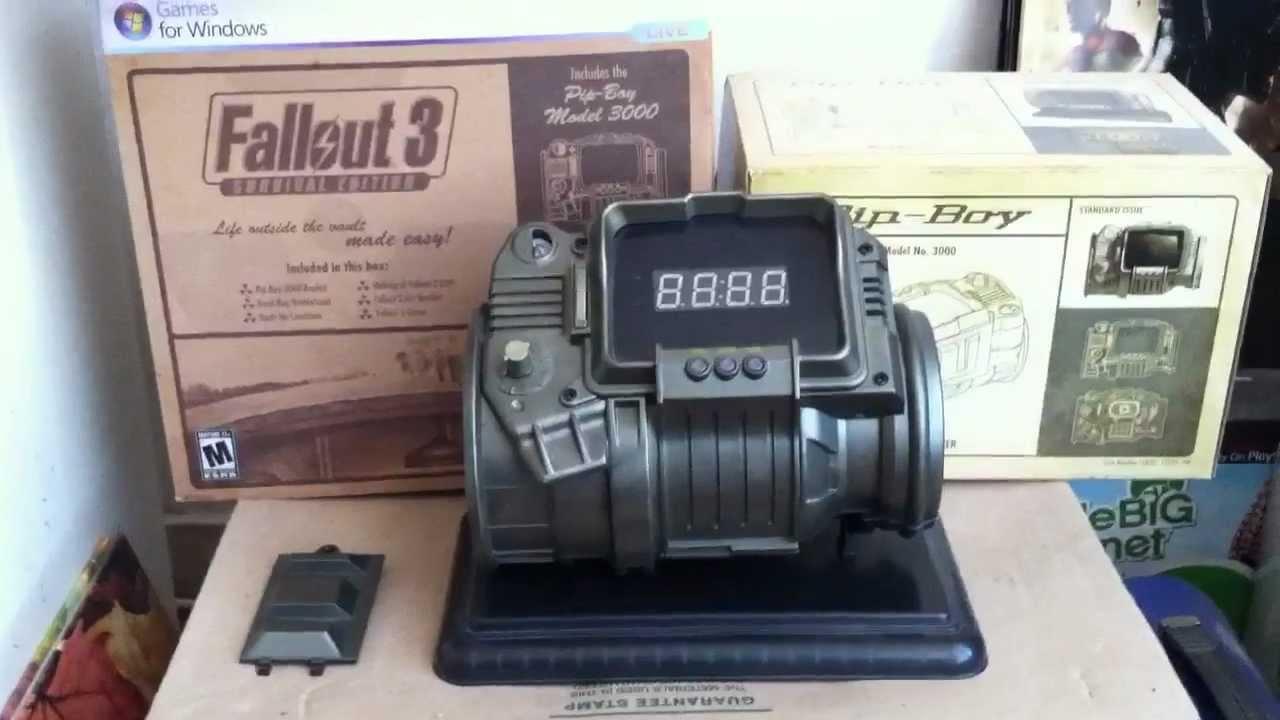 Amazon. Com: fallout 3: amazon. Com exclusive survival edition -xbox.