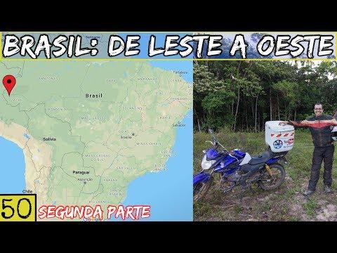 Cheguei no Extremo Oeste do Brasil | Mâncio Lima - ACRE | Viagem: Brasil De Leste a Oeste | #50