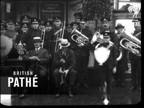 brass band 1920 1930 youtube