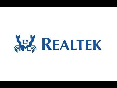 realtek HD установка