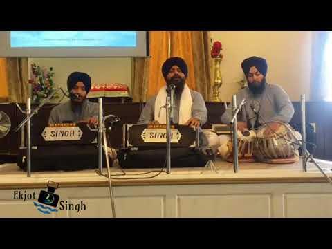 Sabna Vich Tu Vartda Shah - Bhai Satvinder Singh Ji & Harvinder Singh Ji Delhi Wale