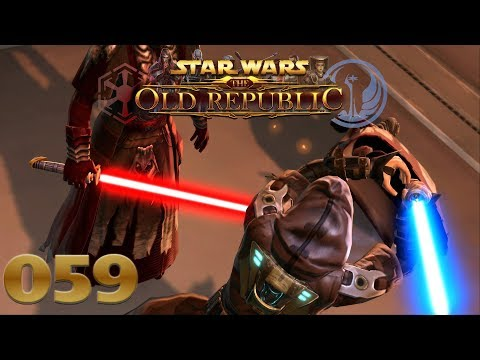 Star Wars The old Republic Gameplay german deutsch – Part 59 – Schnapp dir alle Jedi