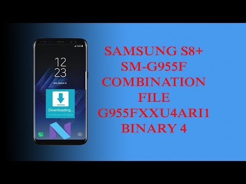 Download How To Flash Samsung S8 With Combination File 4 File