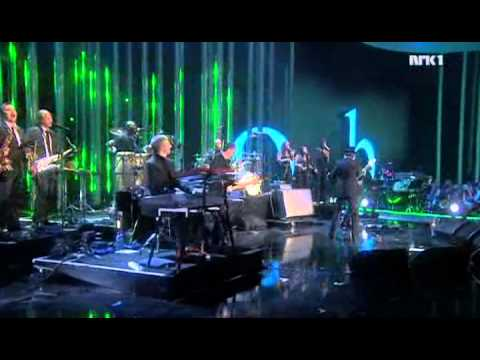 Jamiroquai  Virtual Insanity  at Nobel Peace Prize Concert 2010