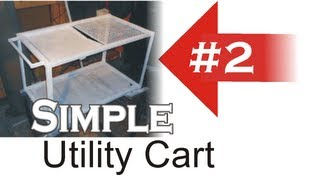 Small Engine Utility Cart #2