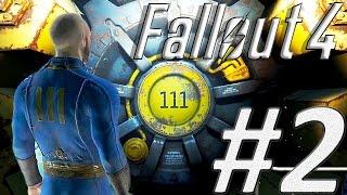 Прохождение Fallout 4 Без комментариев 2 Убежище
