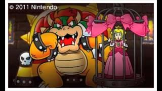 Gambar cover Super Mario 3D Land- ALL Cutscene Letters
