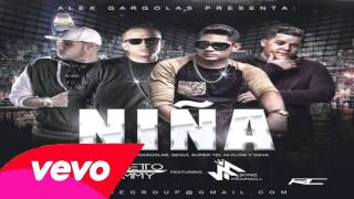 Niña | Falsetto Y Sammy Ft. J-King Y Maximan ® (Video Music 2014)