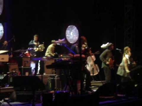 Arcade Fire - antichrist television blues [Live 6.1.07]