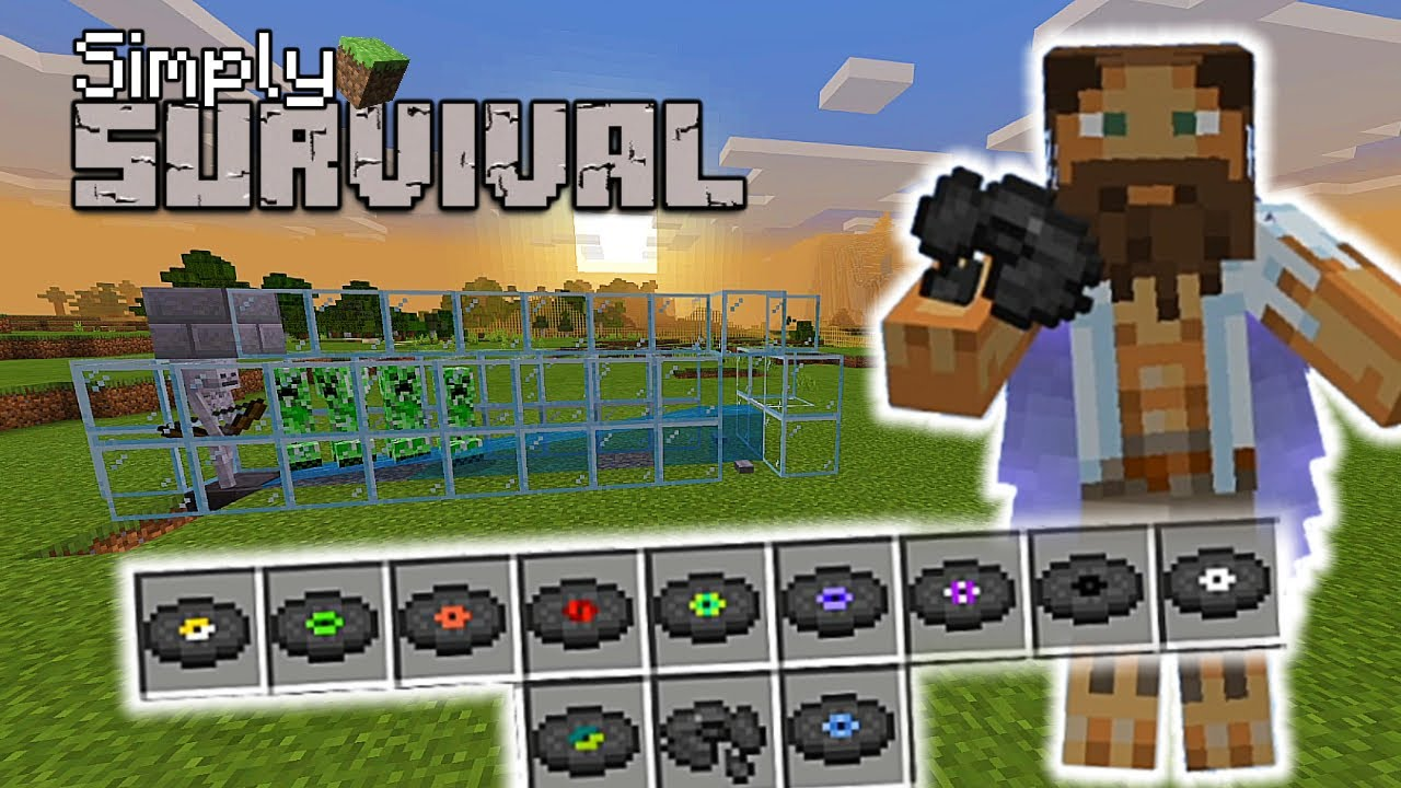 How To Make A Very Simple Minecraft Music Disc Farm Mcpe Xbox Ps Pc Switch Youtube