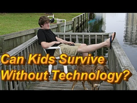 No Screentime? Can Kids Survive Without Technology? Study Reveals Shocking Results!