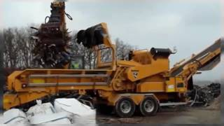 Modern machines all heavy equipment compilation, road construction equipment