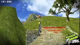 Inca Hills Walkthrough: Do At Least 3 Reverse Tricks. - Touchgrind BMX