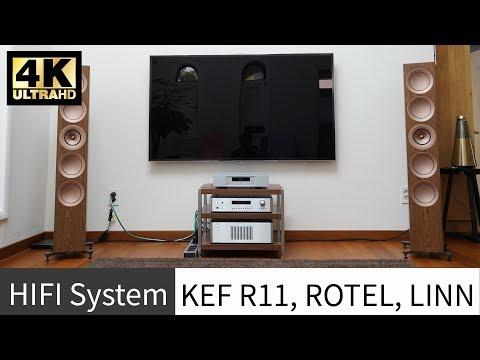 Rotel RB-1582 videos (Meet Gadget)