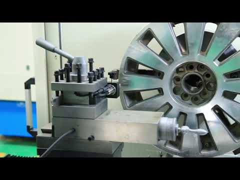 Diamond Cutting Wheel Repair CNC Machine