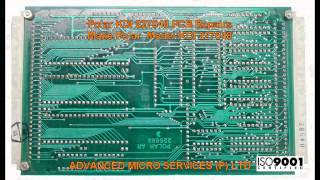 Polar KDI 227048 PCB Repairs @ Advanced Micro Services Pvt. Ltd,Bangalore,India