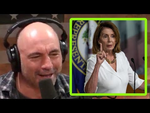 Where Did Nancy Pelosi's Money Come From? - Joe Rogan and Mike Baker