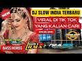 Dj India Paling Enak Dj Virall Tik Tok Dj Slow Bass Terbaru By Tiyok Amk  Mp3 - Mp4 Download