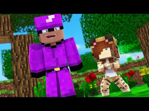 Minecraft Daycare -  TINA'S NEW PARTNER !? (Minecraft Roleplay) thumbnail