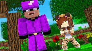 Minecraft Daycare -  TINA'S NEW PARTNER !? (Minecraft Roleplay)