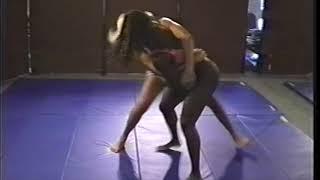 Wrestle.com TIgra VS  Fulvia