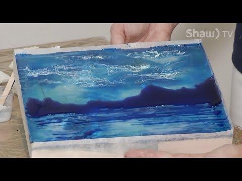 Just Paint It: Art Resin Ocean Views