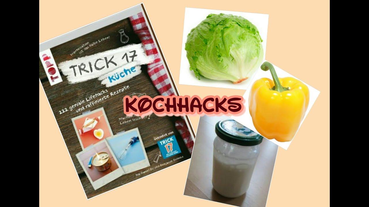 4 KOCHHACKS aus dem Buch Trick 17 (Test)
