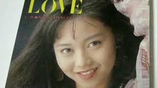 浅香唯のTRUE LOVEを歌まねしてみました💓