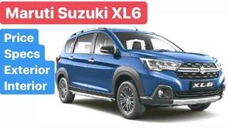 Maruti Suzuki XL6 Launch, Specs, Price