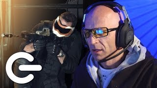 Rainbow Six Siege vs Real Life Special Forces - The Gadget Show