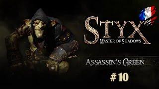 10 Mission 1 Sérail d Akenash 3 sur 4 partie 1 Styx letsplay FR