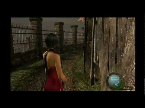 Resident Evil 4 Separate Ways Church Dial Puzzle